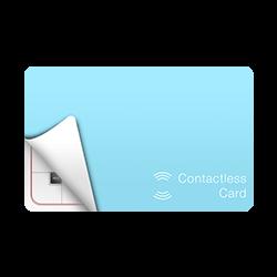 非接触式卡
